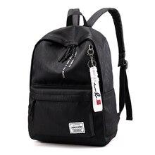 Women Canvas Backpacks Candy Color Waterproof School Bags for Teenagers Girls Big Cute Laptop Backpack Patchwork Kawaii