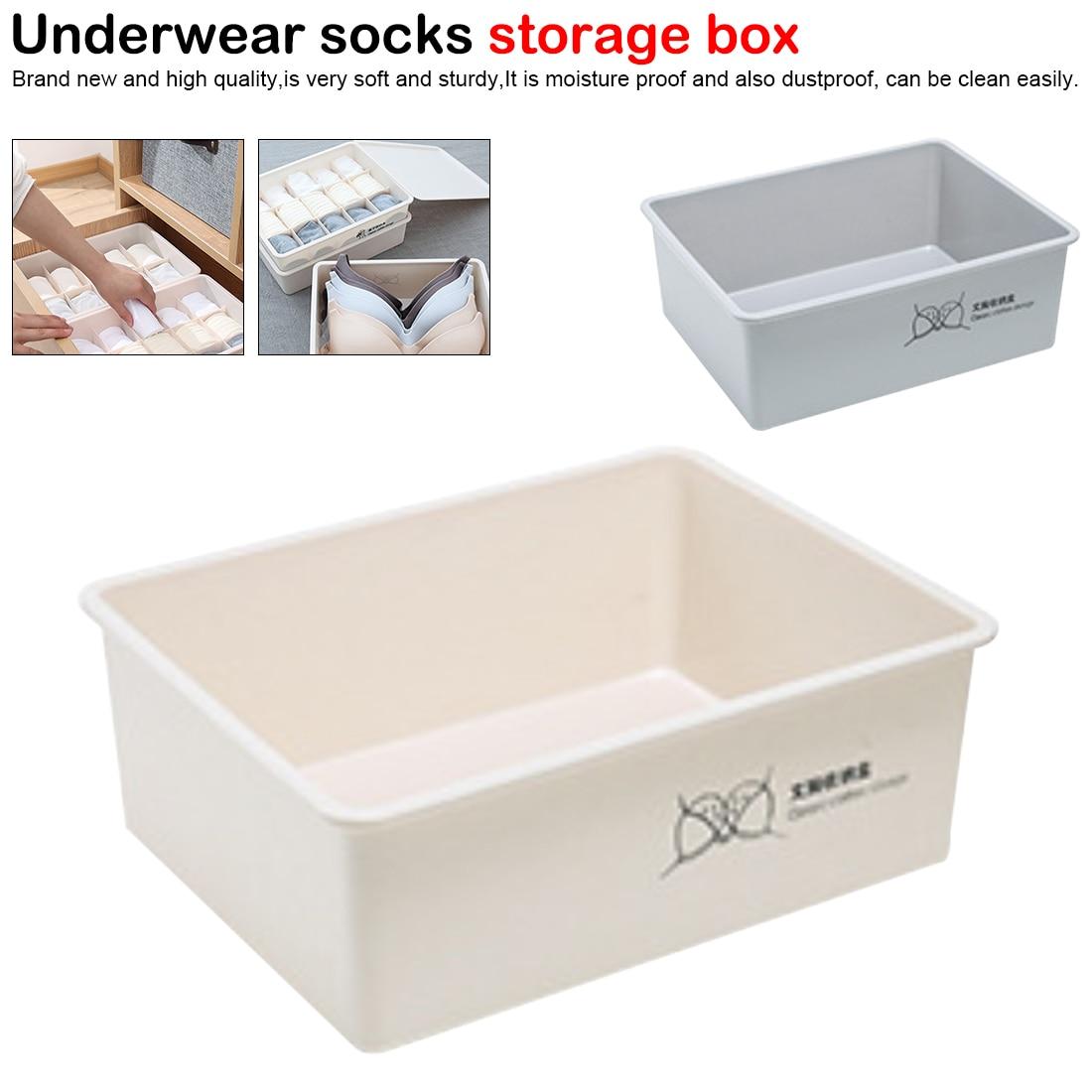 boxes:  Multi-size Underwear Organizer Drawer Divider Home Storage Boxes For Underwear Socks Ties Bra Closet Bra 10 15 Grids - Martin's & Co