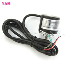 Encoder 400P/R Incremental Rotary Encoder 400p/r AB phase encoder 6mm Shaf NEW G08 Drop ship(China)