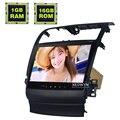 10,1 pulgadas Android 6,0 coche Radio estéreo para Acura TSX 2004-2008 GPS navegación soporte control de volante completo táctil 1024*600