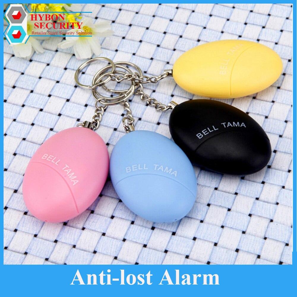 Anti lost font b Alarm b font 120db Self Defence Women Security Defensa Personal Key Chain