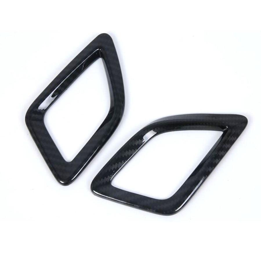 Car Interior Front Dashboard AC Air Outlet Vent Frame Cover Trim Styling For <font><b>Honda</b></font> <font><b>Accord</b></font> 10th <font><b>2018</b></font> <font><b>Accessory</b></font> Car-cover image
