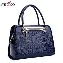 Neue damen große tasche frauen handtaschen aus leder umhängetasche muster schultertasche hohe qualität tasche
