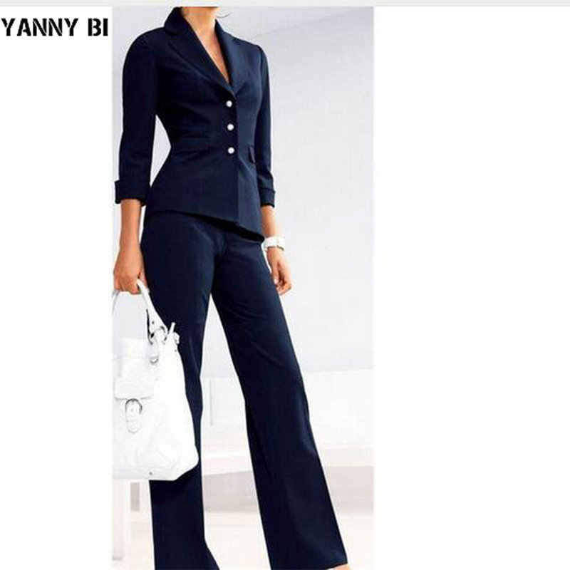 Women S Suits Female Suit Dress Notch Lapel Women S Business Office Tuxedos Jacket Pants Ladies Suit Custom Mad Pant Suits Pant Suits Aliexpress