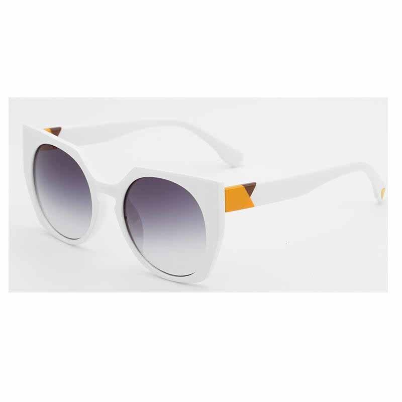 fcecb08062716 Galeria de ladies sunglasses white por Atacado - Compre Lotes de ladies  sunglasses white a Preços Baixos em Aliexpress.com