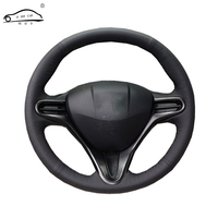 Steering Wheel Braid For Honda Civic Old Civic 2006 2011 Custom Made Steering Cover