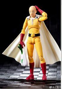 Image 3 - Grands jouets Dasin jouet animé ONE PUNCH MAN Saitama figurine daction GT, en stock, modèle 1/12