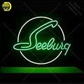 Neon Zeichen für Neue Seeburg Benutzerdefinierte Neon Lampe Zeichen leuchten wand zeichen für Zimmer Benutzerdefinierte nein zeichen Express Lampe bier zimmer Accesaries-in Neonröhren & Röhren aus Licht & Beleuchtung bei