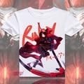 RWBY T-Shirt Anime T shirts Fashion Men Women Breathable comfort Tees Tops