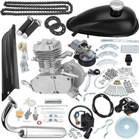 Genuine TDPRO 2 Stroke 80cc MOTOR ENGINE KIT GAS FOR MOTORIZED BICYCLE MOTORCYCLE BIKE SPEEDOMETER