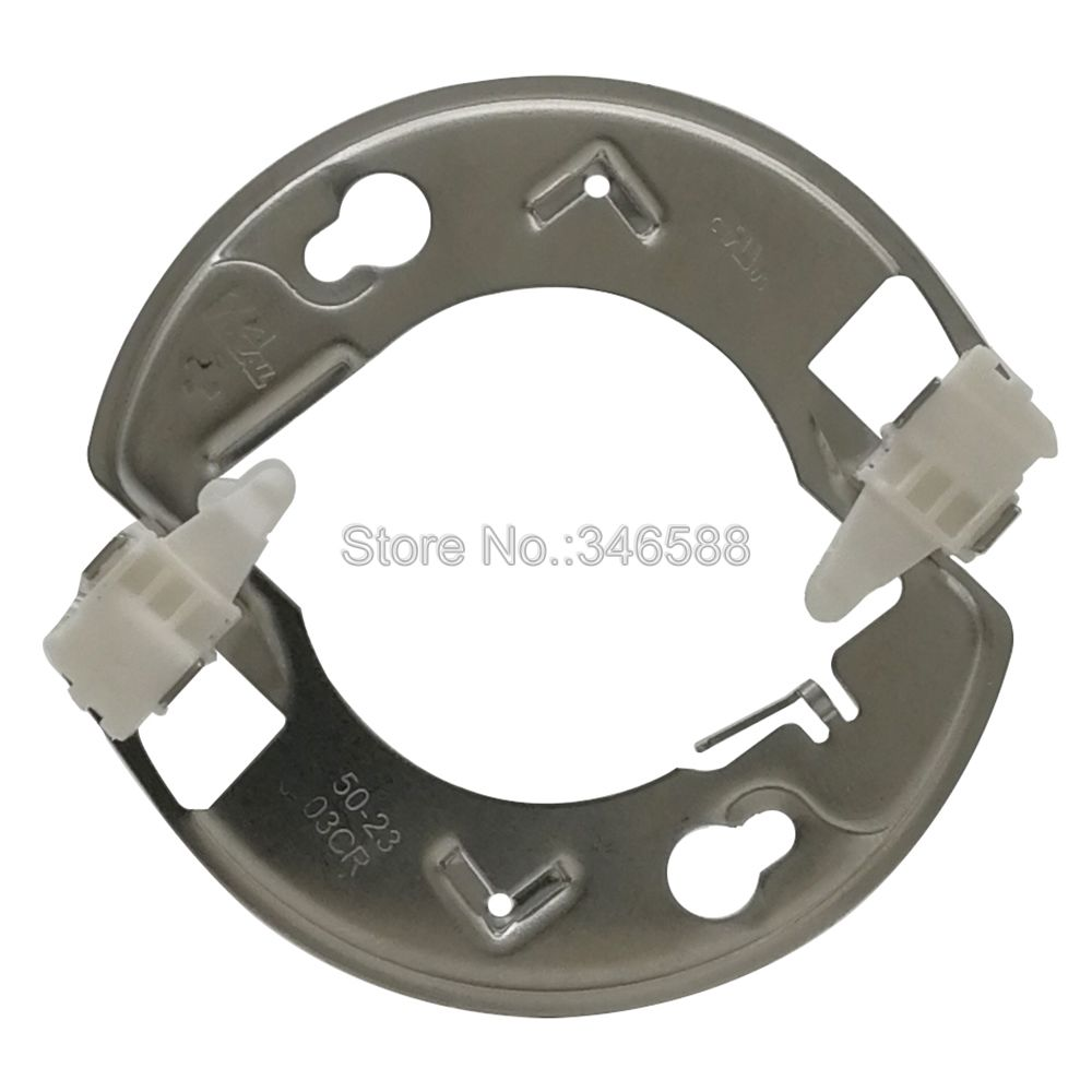 Ideal Holders Chip Lock LED COB Holder Stainless Steel Solderless Holder 50-2303CR For Cree CXA3590 CXB3590 LED Array