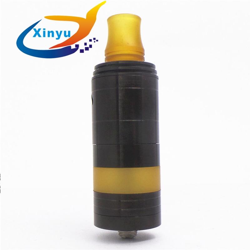 NEWEST Corona RTA Atomizer Rebuildable 4.5ml Capacity 23mm Control Adjustable Airflow E Cigarette Vaporizer Vs Taifun GT4 RTA