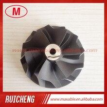 TD05 TD06-25G 60,5/78 мм 6+ 6 лопастей 6,5 мм отверстие колеса компрессора для турбокомпрессора
