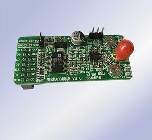 Image 5 - High Speed AD9226 12bit AD Modul FPGA Entwicklung Bord Expansion 65MSPS datenerfassung neue