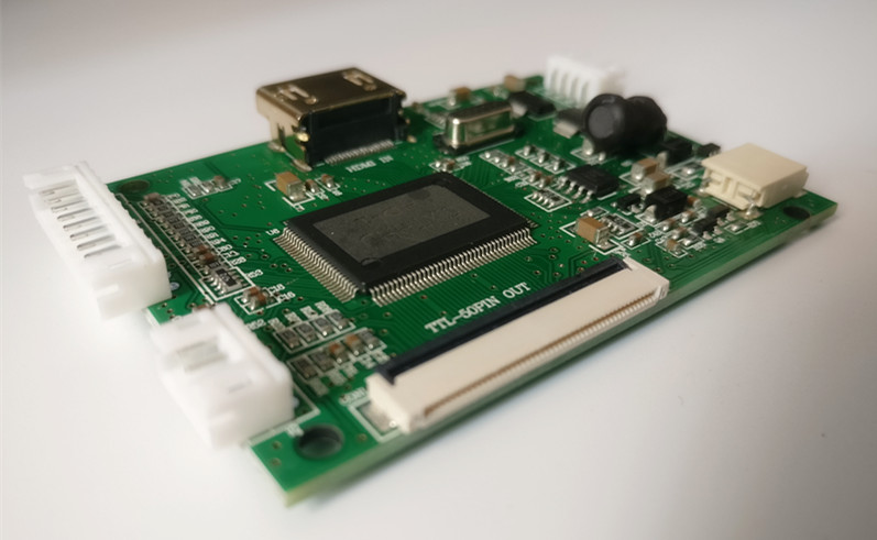 9-дюймовый экран 1024*600, ЖК TFT-монитор с пультом дистанционного управления, плата управления HDMI для Lattepanda,Raspberry Pi Banana Pi-3