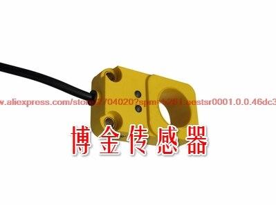 Le détecteur de proximité annulaire détecte un diamètre intérieur de 30 MM, peut détecter un tournevis, des écrous, des aiguilles de fer