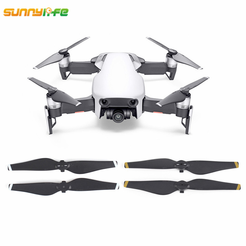 Sunnylife DJI Mavic Air Accessories 5332S Quick-Release Props Blades 5.3inch mavic air Propellers CW CCW for DJI Mavic Air Drone