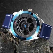 KAT-WACH Men Watches Top Brand Male Sport Digital Quartz Watch Luxury LED Watch Waterproof Fashion Wristwatch Relogio Masculino цена и фото