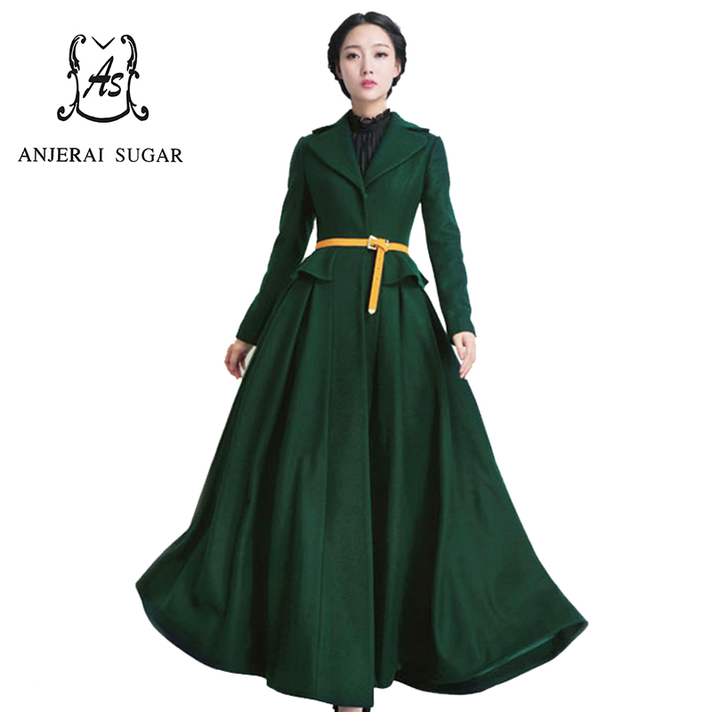 Compare Prices on Green Dress Coat- Online Shopping/Buy Low Price ...