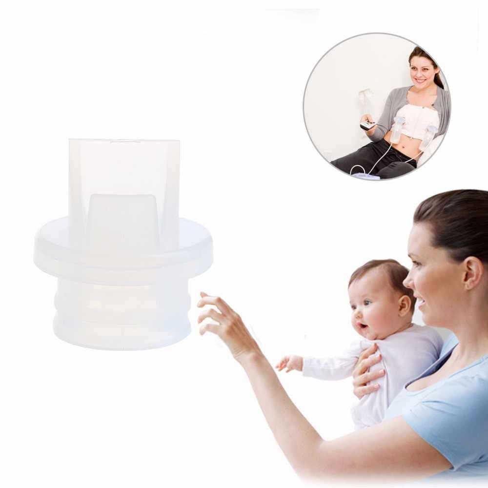 3 PCS Duckbillklep Borstkolf Onderdelen Siliconen Babyvoeding Tepel Pomp Accessoires