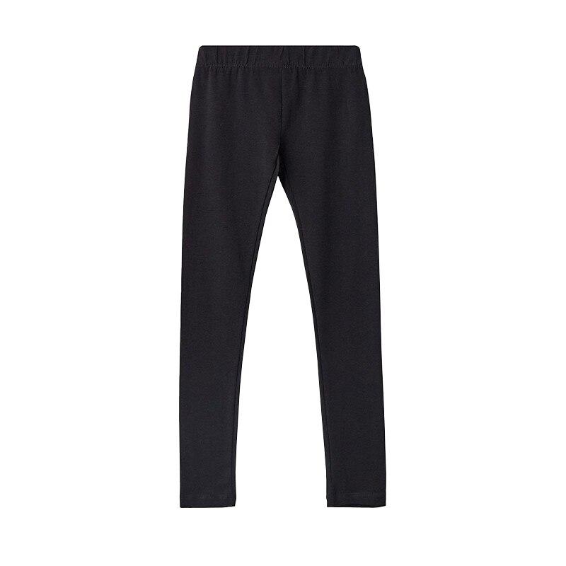 Leggings MODIS M182S00064 for girls kids clothes children clothes TmallFS asymmetrical ripped leggings