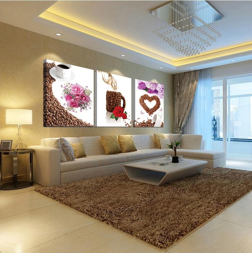 2015 Direct Selling New Keine Spray Malerei 60x60 Moderne Leinwand Gedruckt  Cuadros Decoracion Bilder Hohe Quality
