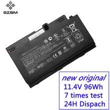 GZSM akumulator do laptopa AA06XL dla HP ZBook 17 G4 2ZC18ES bateria do laptopa G4 1RR26ES HSTNN DB7L 852527 242 akumulator do laptopa