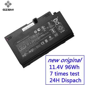 Image 1 - GZSM batteria del computer portatile AA06XL per HP ZBook 17 G4 2ZC18ES batteria per il computer portatile G4 1RR26ES HSTNN DB7L 852527 242 batteria del computer portatile