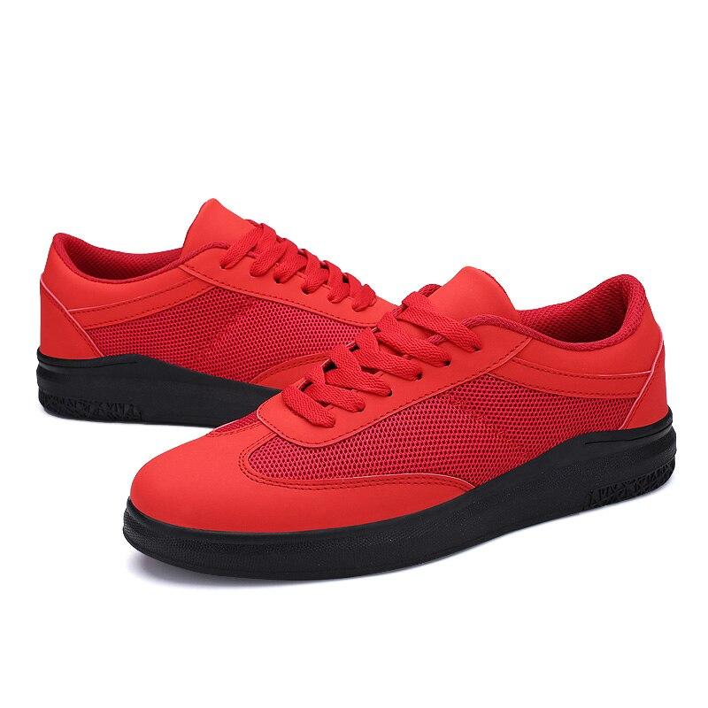 Prix pour Nouveau Hommes de Chaussures D'été Zapato Respirant Maille Chaussures Plates Exercice Jogging Marche Chaussures Hommes Chaussures Respirant Chaussures Baskets
