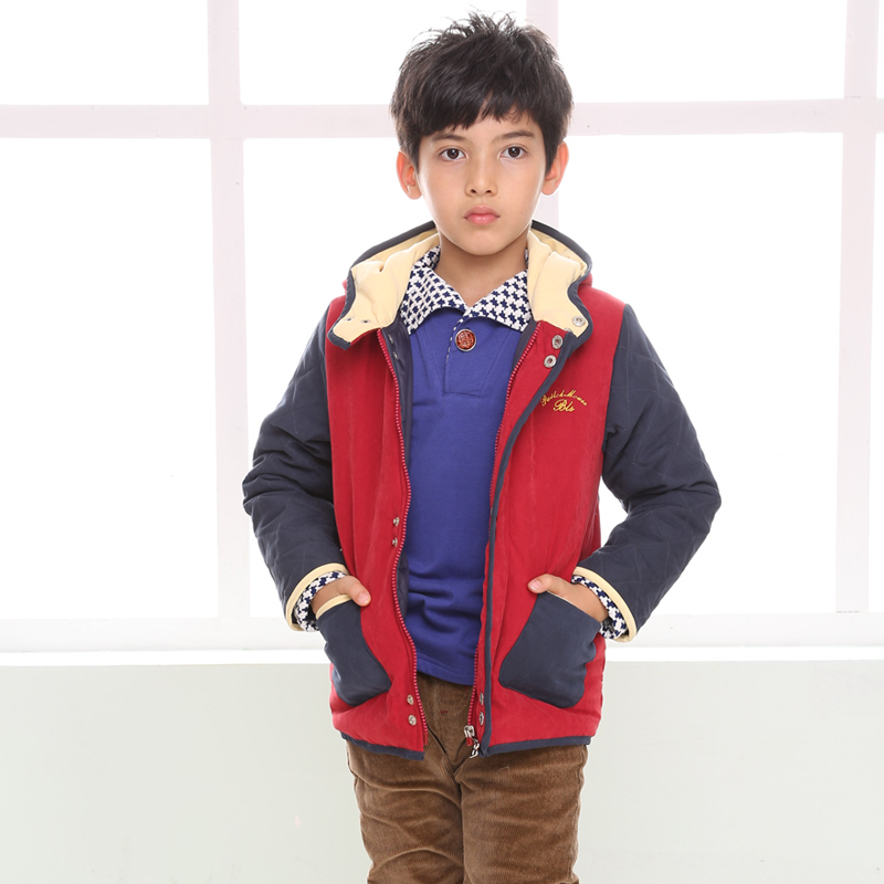881c96042 Bello Mouse Fashion Winter Jackets for Boys Girls 3 15Y Children ...