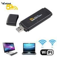 USB2 0 WiFi Wireless Network Card 802 11a B G N Adapter Dual Band 2 4G