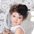 Мода Детские Заколки для волос Ребенка Головной Убор Невесты Новорожденного Шапочка Шпилька Фотография Опоры Дети Аксессуары