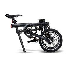 16inch Origina XIAOMI electric bike Qicycle Mini electric Ebike smart folding  bike lithium battery  International version ebike