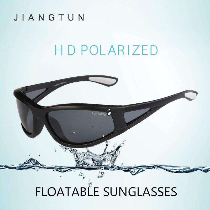 b34784d303 JIANGTUN New Sale Men Floatable Polarized Sunglasses Fishing Driving ...