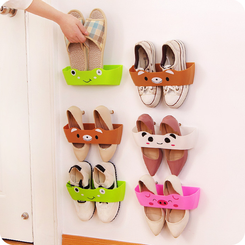 Superieur Free Shipping DIY Creative Combination Of Wall Behind The Door Shoe Storage  Vertical Shoe Rack In Shoe Cabinets From Furniture On Aliexpress.com |  Alibaba ...