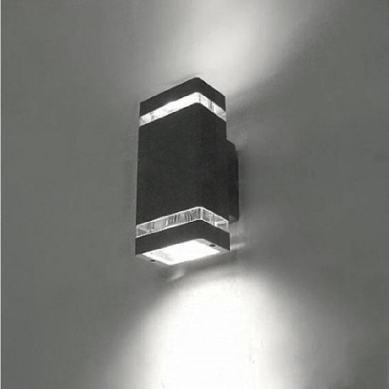 up down indoor outdoor exterior wall hall light sconce lamp fixture