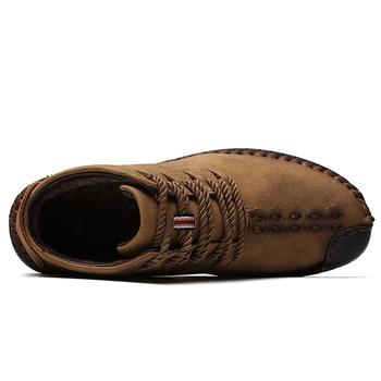 Full Hand-tailor Vintage Sneaker
