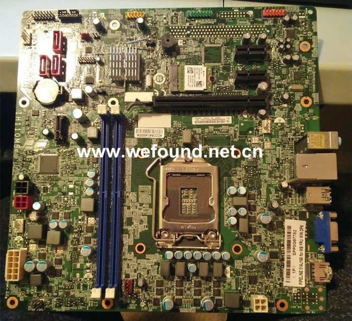 Desktop Motherboard For IH110MS System Board Fully Tested 574680 001 1gb system board fit hp pavilion dv7 3089nr dv7 3000 series notebook pc motherboard 100% working