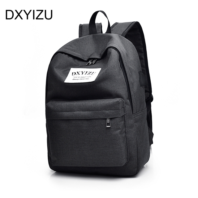 Fashionable Book Bags Boys Cool Backpack Las Laptop Bag Korean School Backbags Women Bagpack