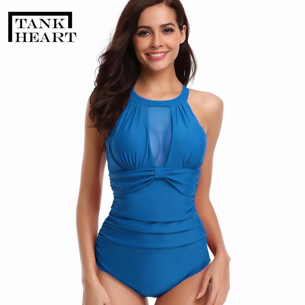 Maille Sexy maillot de bain une pièce maillots de bain femmes grande taille une pièce costumes trikini Push Up Monokini maillots de bain ff brésilien body suit