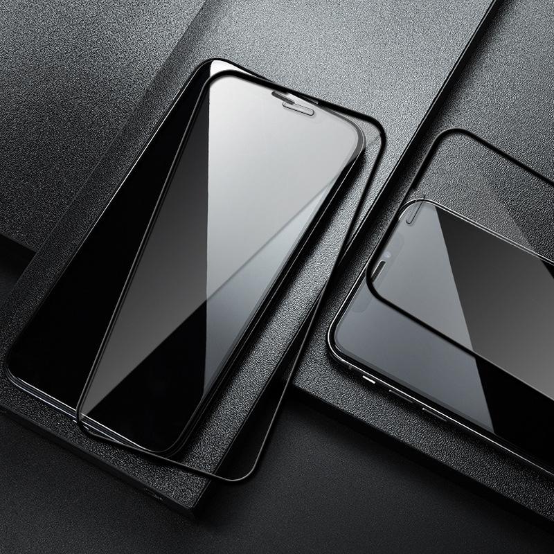 Cubierta completa de vidrio templado para iPhone 7