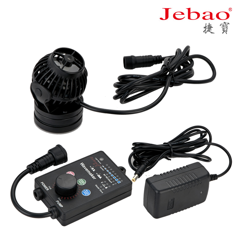 JEBAO OW 10 OW 25 OW 40 OW 50 Wireless Wave Maker Flow Pump with Controller