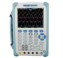 Hantek DSO1062B 2 kanal dijital multimetre osiloskop 60Mhz bant genişliği LCD USB el Osciloscopio 6000 sayım DMM