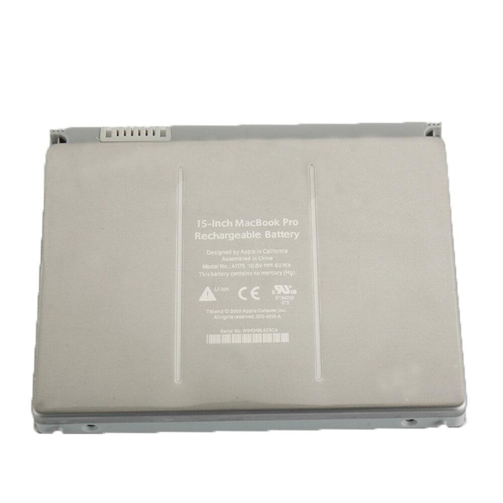 10.8V 60WH Uus originaal A1175 sülearvuti aku APPLE Macbook Pro 15 - Sülearvutite tarvikud - Foto 3