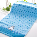 Cartoon Baby Towel 100%Cotton Comfortable Drying Bath Baby Towel 33*75 CM Rectangle Swimwear Baby Towel for The Kids TT055