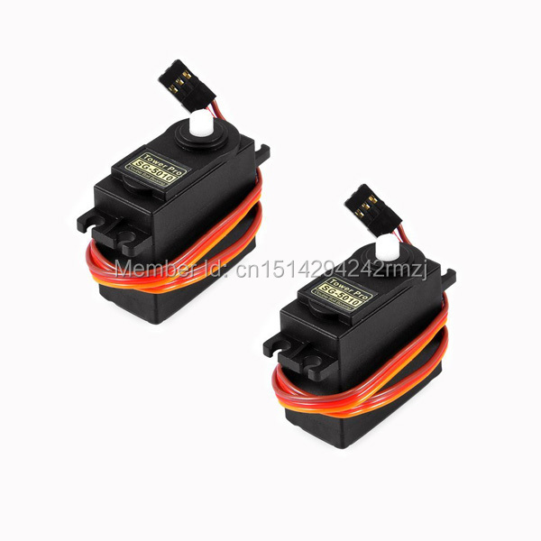 2pcs Sg5010 High Torque Digital Servo Motor Rc Helicopter