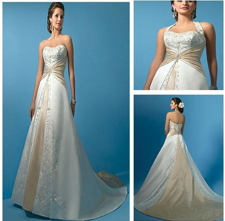 Us 125 0 Classical Movable Wedding Dress Wedding Dress Long Train Traditional German Dress In Wedding Dresses From Weddings Events On