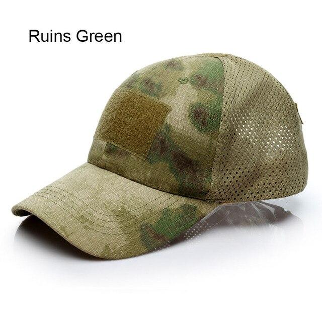 Ruins Green Baseball net 5c64f225d6ff0