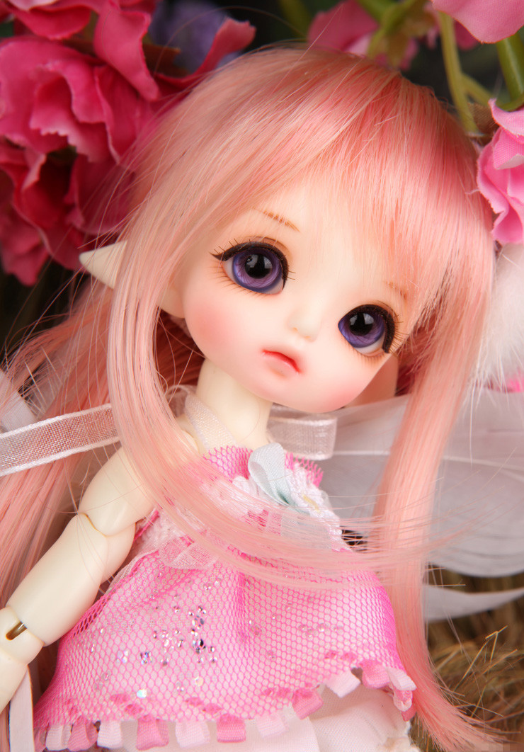 Series elf Ears 1/8 sd bjd birthday gift doll image
