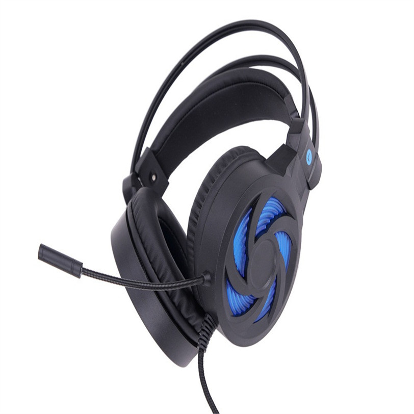 Surround Stereo Gaming Headset Headband Headphone USB 3.5mm with Mic for PC Aug3 Professional Factory Price Drop Shipping rfid smart card reader with wiegand interface